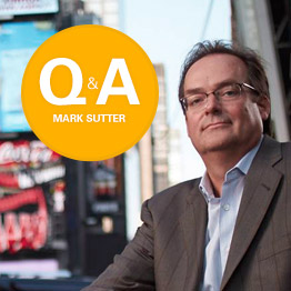 Q&A With Mark Sutter