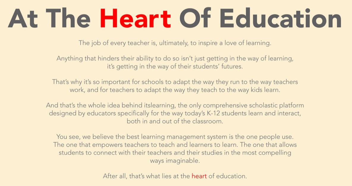 itslearning-manifesto