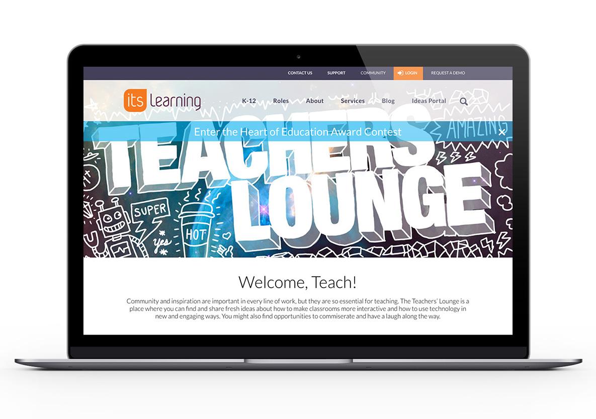itslearning-teachers-lounge